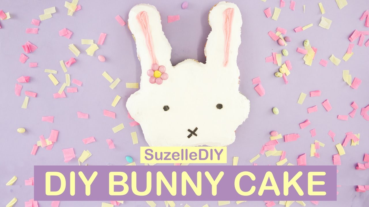 DIY Bunny Cake-graphic