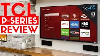 TCL P-Series Roku TV Review: Best 4K TV for Gaming!