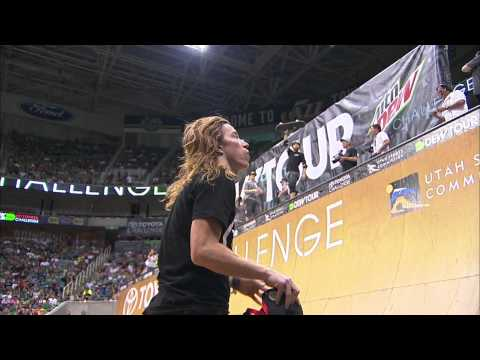 Shaun White – Skateboard Vert Finals Super Jam Run 4