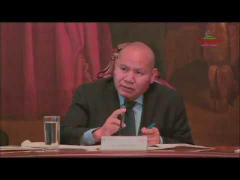 Cabildo Ayuntamiento de Tlalnepantla de Baz 20 febrero 2019