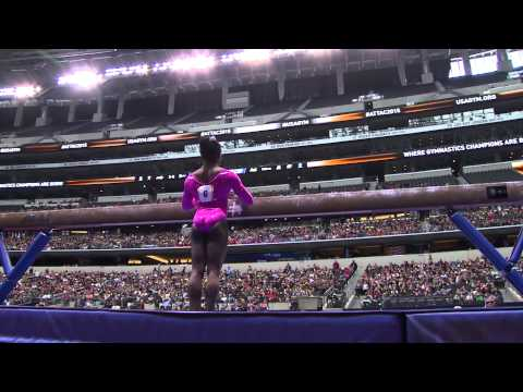 2015 AT&T American Cup – NBC Broadcast