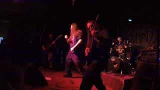 Omnihility - Disseminate - 8/28/14 The Branx, Portland, OR