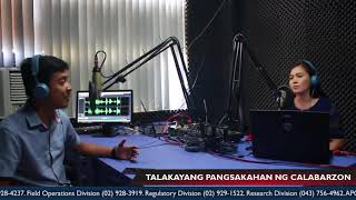 Episode 10 with Field Operations Division OIC-Chief Dennis Arpia