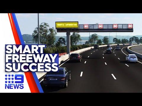 Perth's Smart Freeway passes first peak-hour test