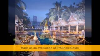 Travel Places In Thailand