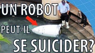 Le 17 juillet 2017, un robot a fini dans une fontaine. Les médias ont relayé l'information en insinuant que le robot aurait pu se...
