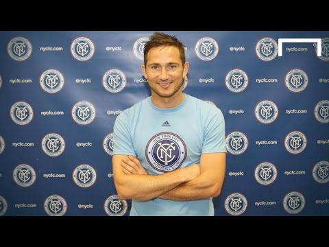 Excited - Former Chelsea midfielder Frank Lampard is looking forward to the challenge of playing in the MLS after signing for New York City FC. Subscribe to Goal: https://www.youtube.com/goal Twitter:...