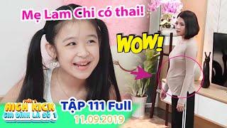 Gia đình là số 1 Phần 2 | Tập 111 Full: Thám Hoa MANG THAI, Lam Chi phản ứng như thế nào??