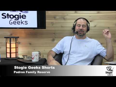 Stogie Geeks Shorts – Padron Family Reserve