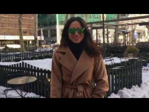 Throwback: Out and About In NYC With Future Princess Meghan Markle | Rachael Ray Show