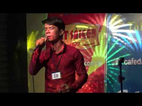 (BK-C): SaiGon Idol 2, cafe Đất Sài Gòn - Nam Cường 18