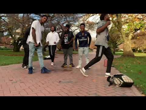 BlueFace - Thothiana (Official Dance Video) @Remixyoung