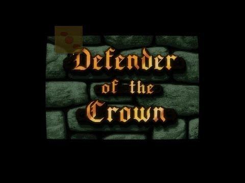 Defender of the Crown Atari
