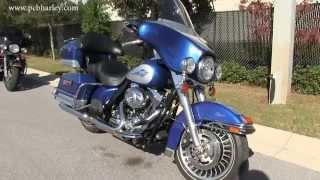 5. Used 2010 Harley Davidson FLHTC Electra Glide Classic