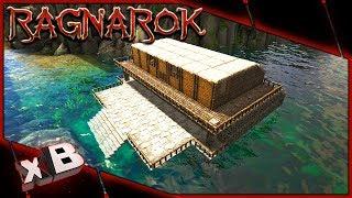 STARTER SHACK?! :: ARK: Ragnarok Evolved :: Ep 5
