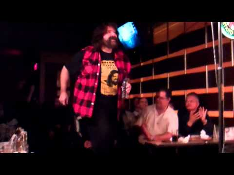 ★DITLOAAB777★ Mick Foley Comedy Show Toronto