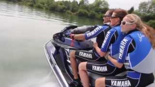 3. 2012 Yamaha FX Cruiser SHO