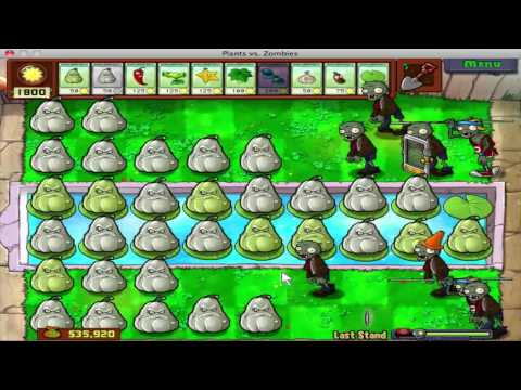 plants vs zombies – squash party
