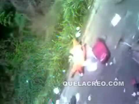 terrible accidente en tinaquillo