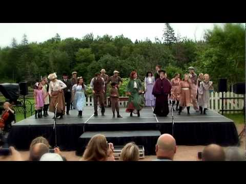 Anne & Gilbert- The Musical: Being Performed at Green Gables