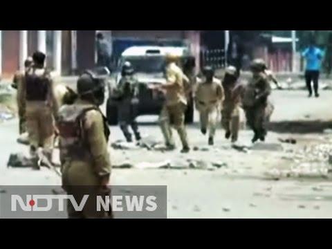 Kashmir – behind the rage