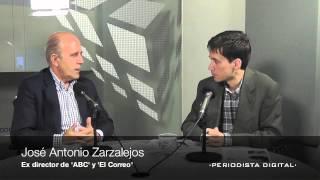 Entrevista a Jose Antonio Zarzalejos. 24 septiembre 2012