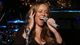 Mariah Carey - TOP 5 Polyphonic Whistles