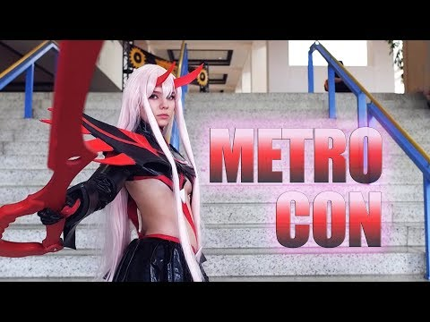 Metrocon 2018 - The Cosplay Experience