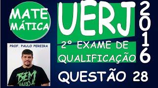 UERJ 2º Exame de Qualificação da UERJ Gostou da resolução da UERJ? Na compra de um fogão, os clientes podem optar por...