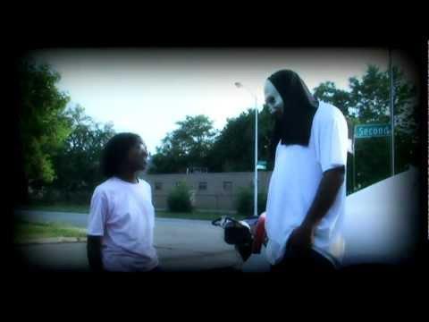 "Detroit Street Fights  ""Kenny Powers"" AntLive Presents MF911/Skeletor"