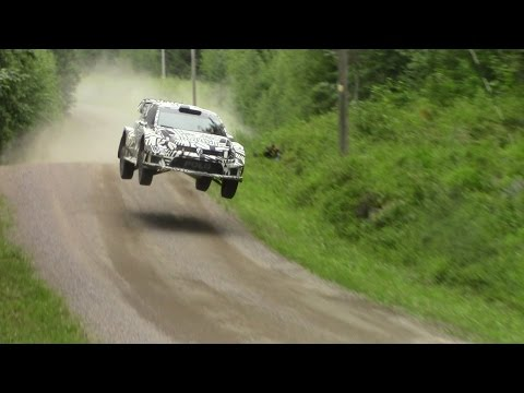 Sebastien Ogier - Rally Finland Tests: MAX ATTACK