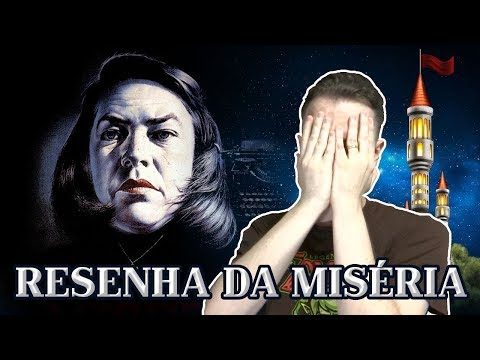 MISERY - Resenha do livro [Torre dos Livros] | Heroicamente Episódio #05