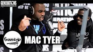Mac Tyer - Freestyle #LaLégende (Live des studios de Generations)