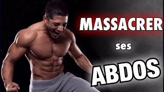 MASSACRER ses ABDOS en salle by Bodytime