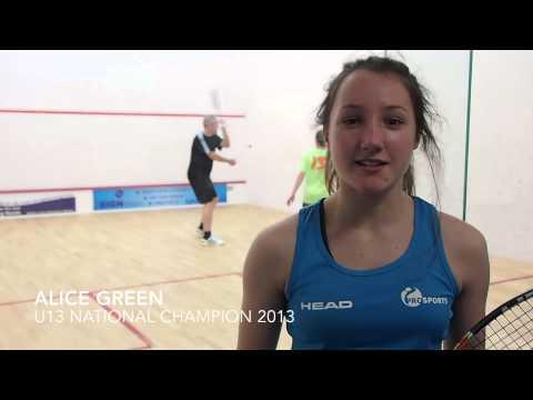 Inspired Athlete - Alice Green (видео)