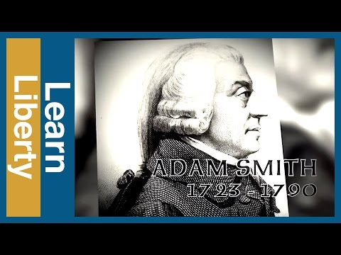 Giants of the Scottish Enlightenment Part Two: Adam Smith