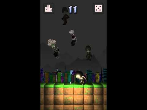 Video of Hard Zombie Defense