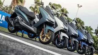 8. YAMAHA SMAX 155cc 2018