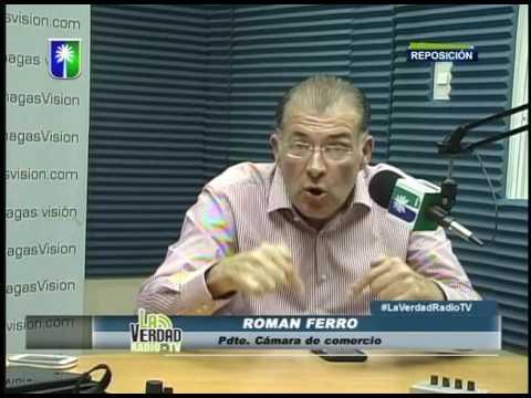 Entrevista a Roman Ferro en La Verdad Radio TV