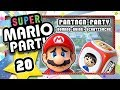 Der Modus zerstört sich selbst... 🎲 SUPER MARIO PARTY #20