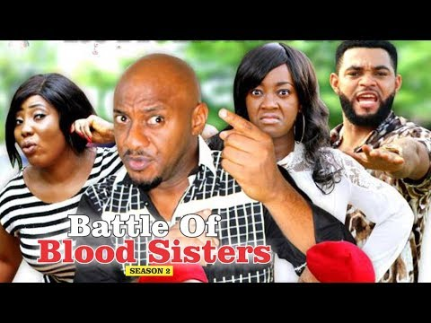 BATTLE OF BLOOD SISTERS 2 - 2018 LATEST NOLLYWOOD MOVIES || TRENDING NOLLYWOOD MOVIES