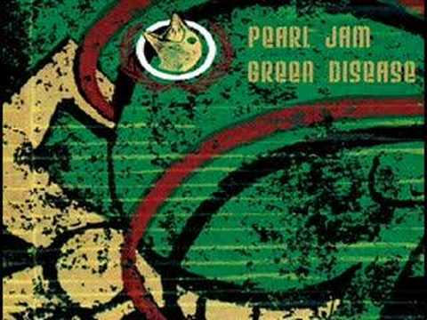Pearl Jam Green Disease