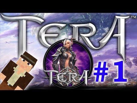 Играю в TERA Online сервер \