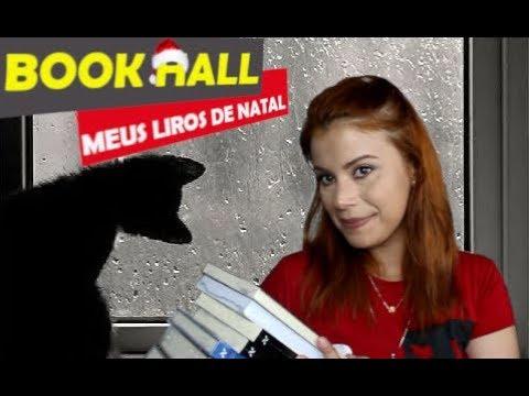 Book Haul de Natal - #02 -  Presentes, Desafios e Muitas Novidades no Canal