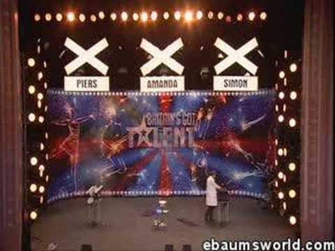 Best Magic Trick Ever On Britians Got Talent
