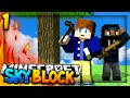 Download Video HOW TO MAKE THE BEST ISLAND! | Minecraft SKYBLOCK SURVIVAL #1 w/ KingPenguin & Admisful