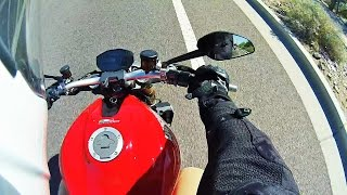 4. 2015 Ducati Monster 1200 S - Test Ride Review