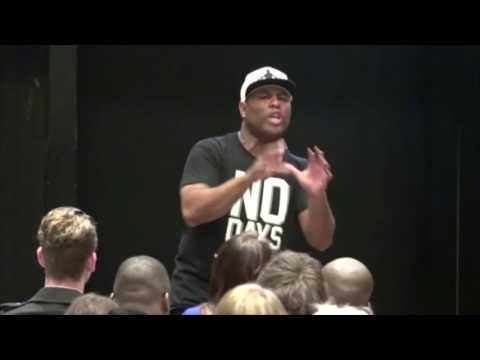 "Eric Thomas Australia - ""Go After What You Want - You CAN'"