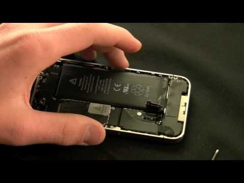 iphone 4S - Need to disassemble your iPhone 4S instead? Check out our mega-professional tutorial!: http://www.youtube.com/watch?v=ZHH-zbNgJx0 Head on over to http://www....