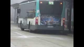 Boulogne-Billancourt France  city pictures gallery : french bus à Boulogne Billancourt